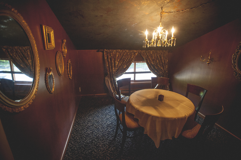 Upstairs Private Dining Room