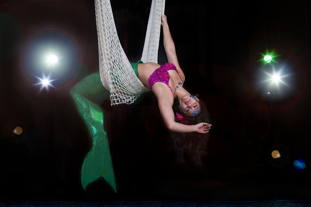 Axis Cirque Fitness Aerial Pole Lyra