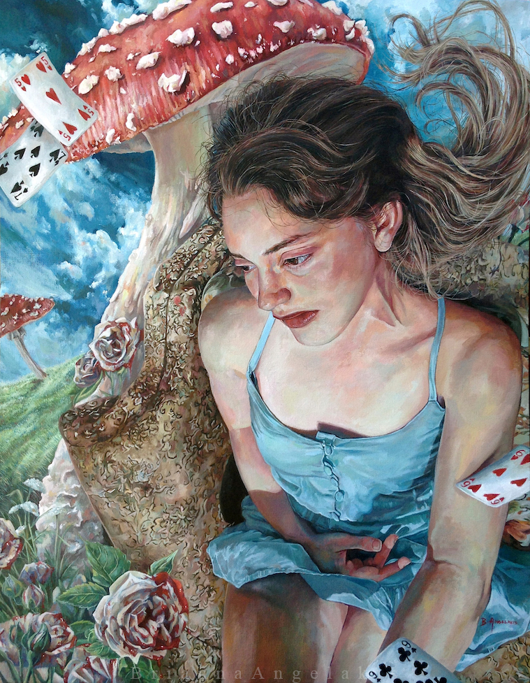Alice of Wonderland
