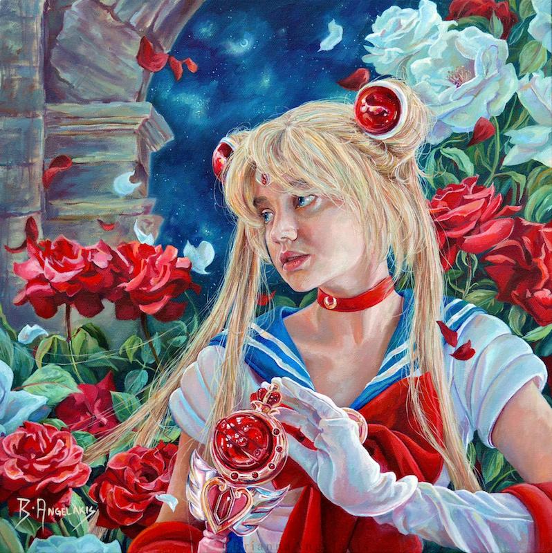 Sailor Moon: A Moonlight Romance