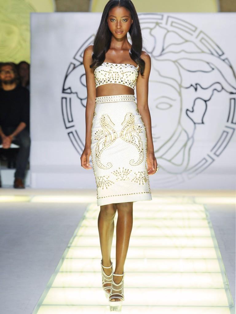 Versace Spring/Summer 2012