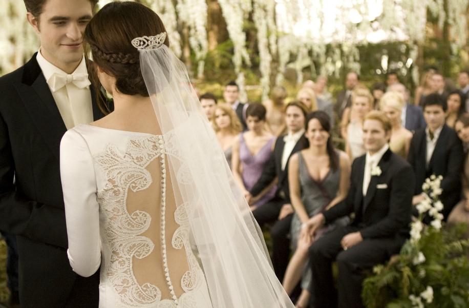 Bella y Edward Cullen (Twilight Saga).