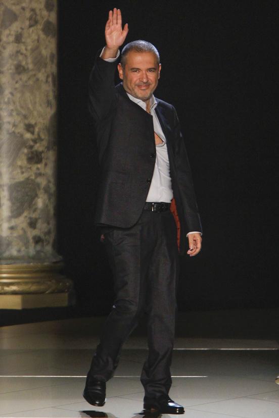 Elie Saab París Fashion Week 2012