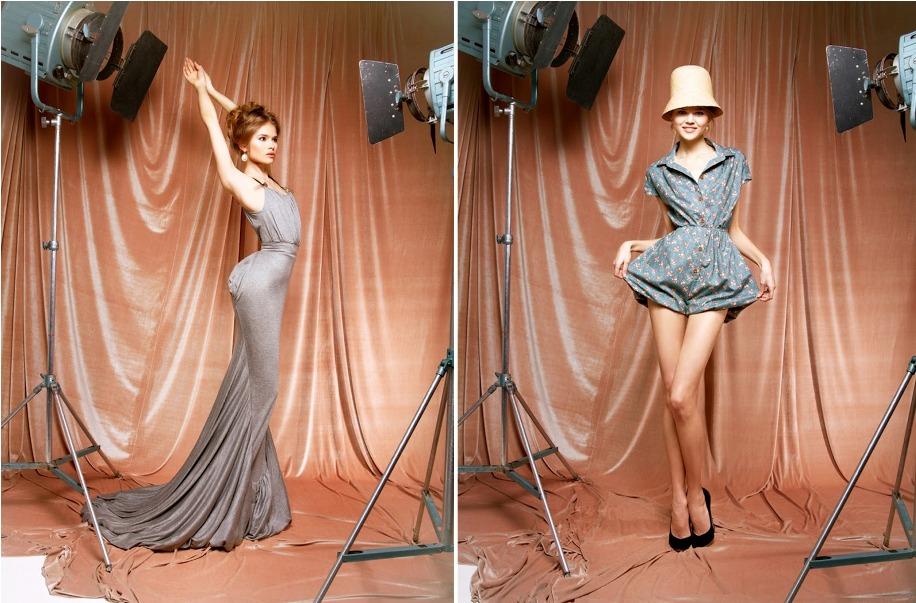 Ulyanna Sergeenko Couture Spring-Summer 2012