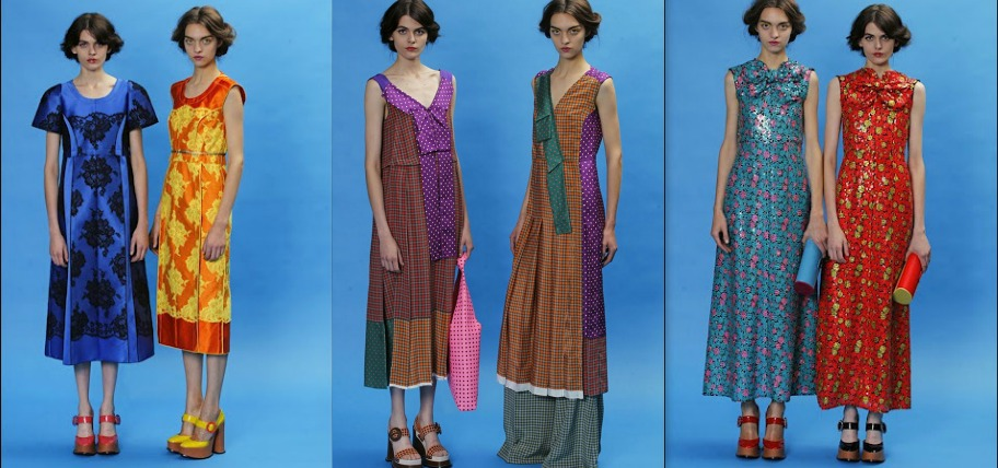Marc Jacobs Resort 2013.