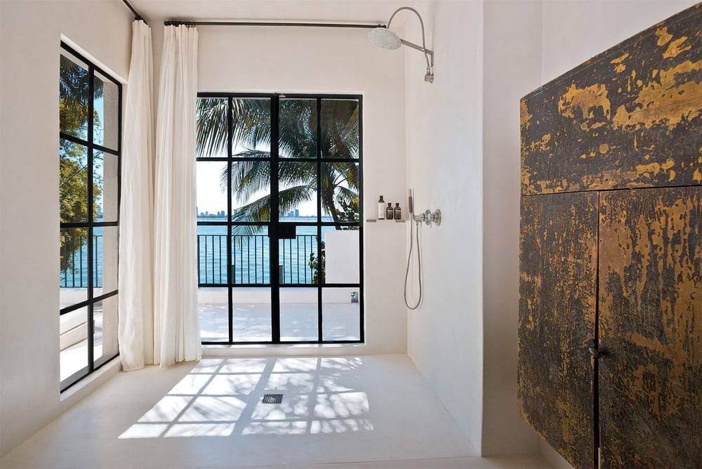 Calvin Klein's unbelievable Miami home