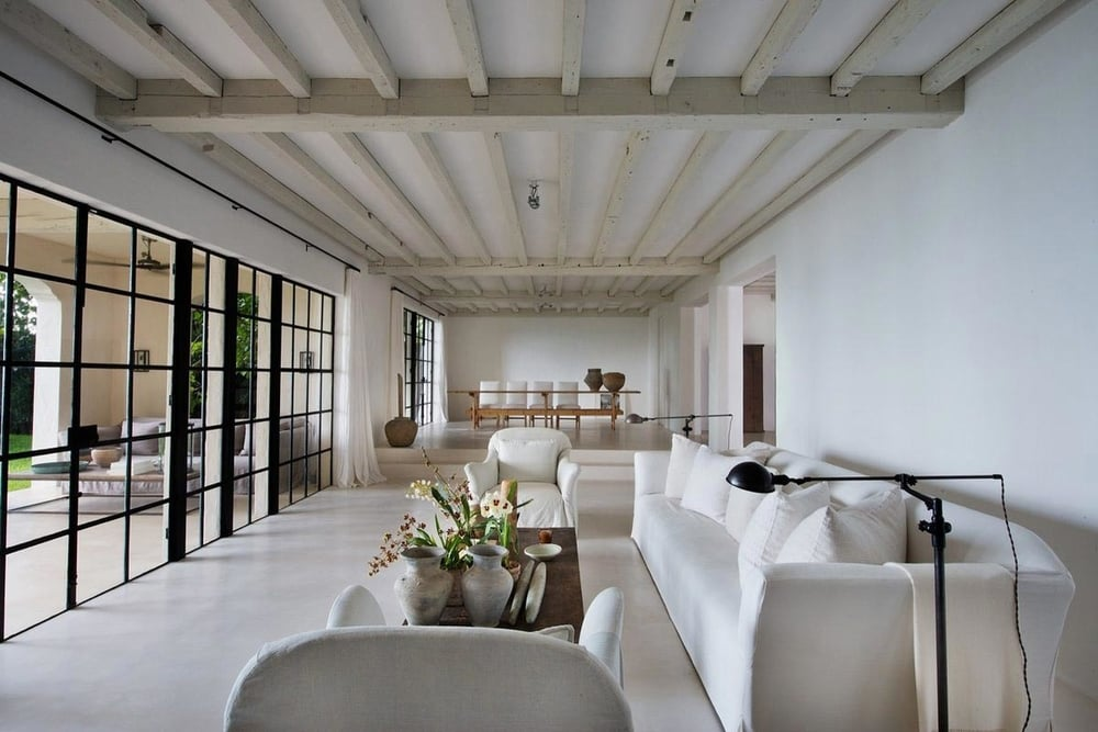 Calvin Klein's unbelievable Miami home