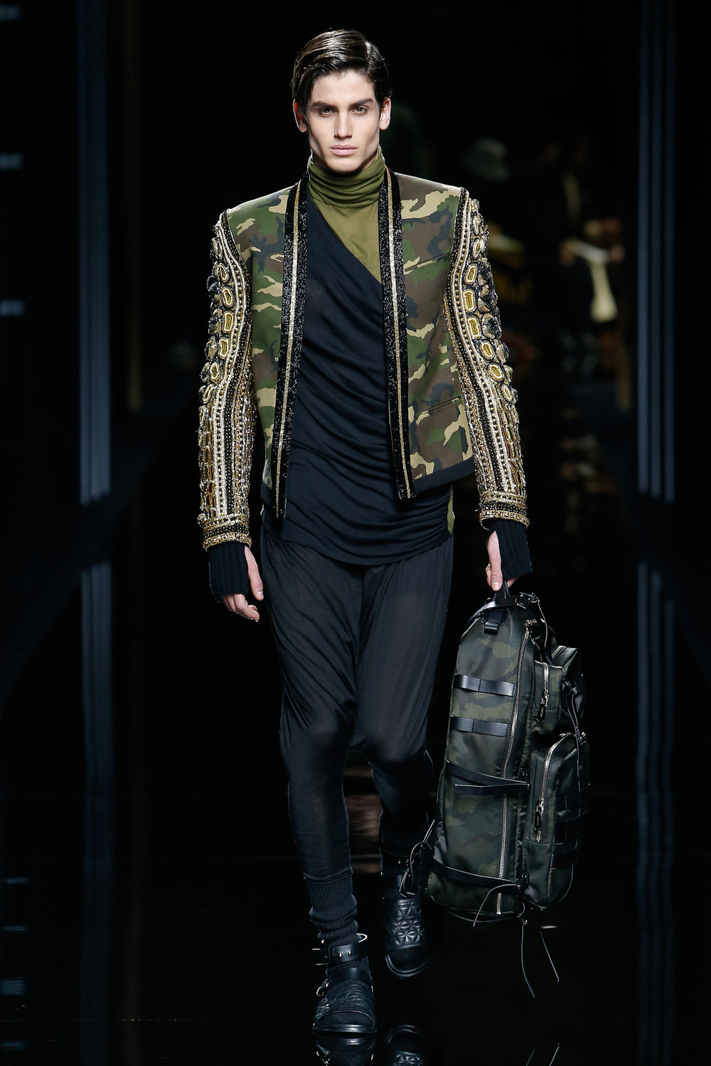BALMAIN-MENSWEAR FALL-WINTER-2017-2018