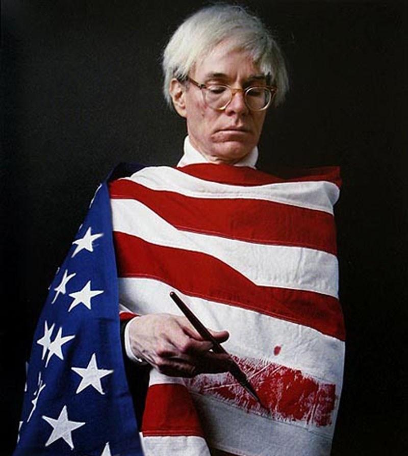 Andy Warhol by Alberto Schommer, 1983