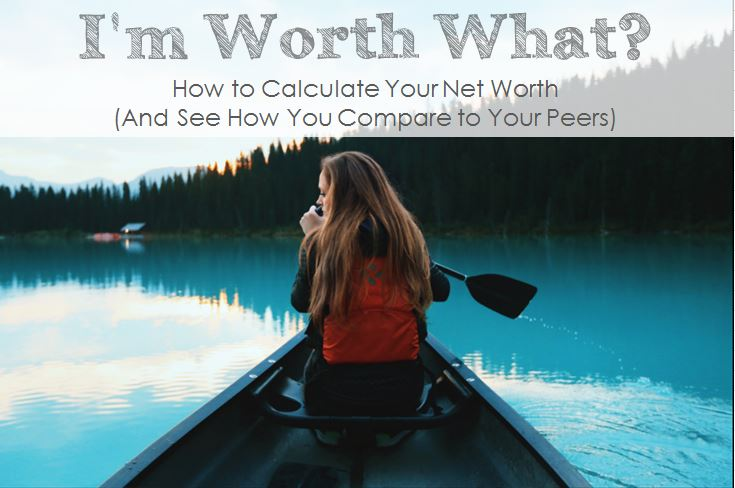 how do you find net worth
