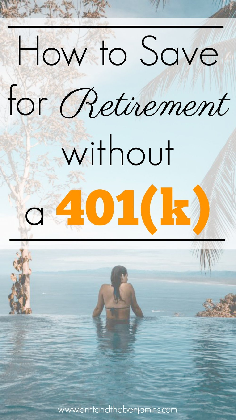 retirement without a 401(k)
