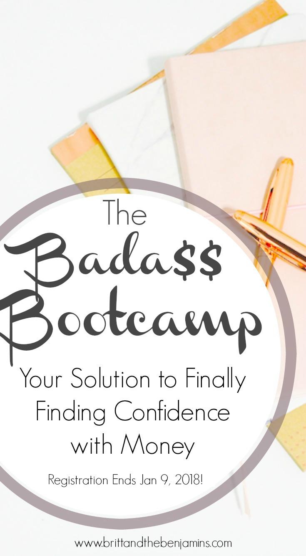 Bada$$ Bootcamp