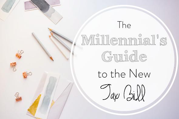 Millennial New Tax Bill