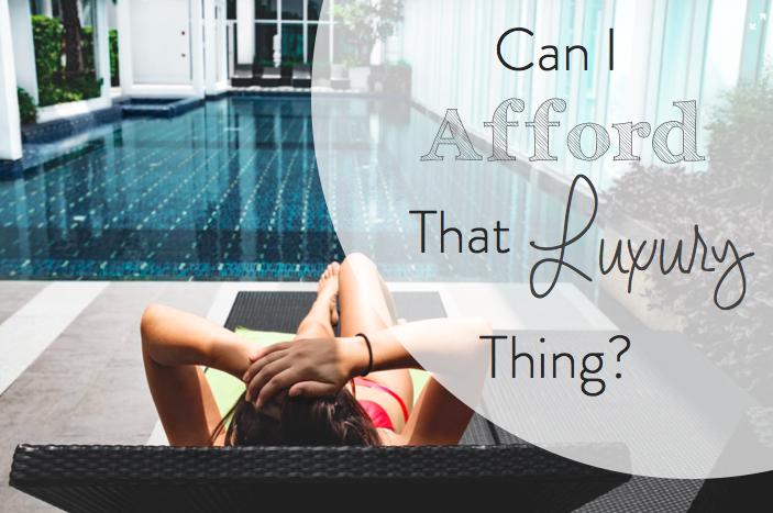 luxury spending