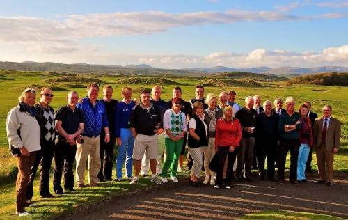 Connemara Golf Links in April 2014.