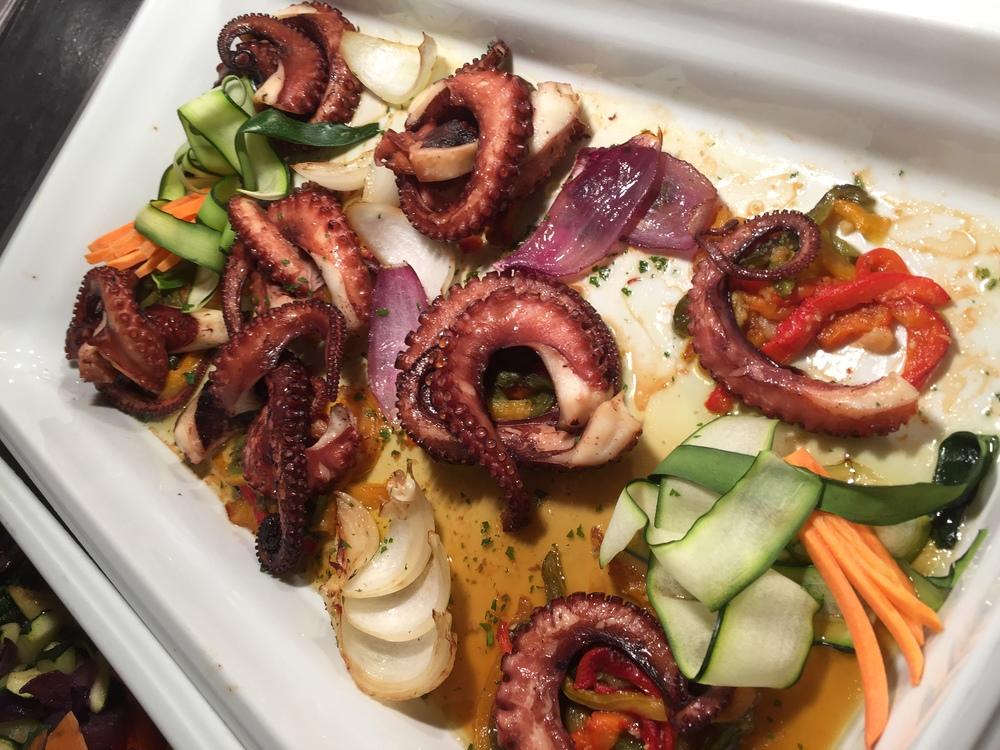 Seafood Festival at Salgados Dunas Suites