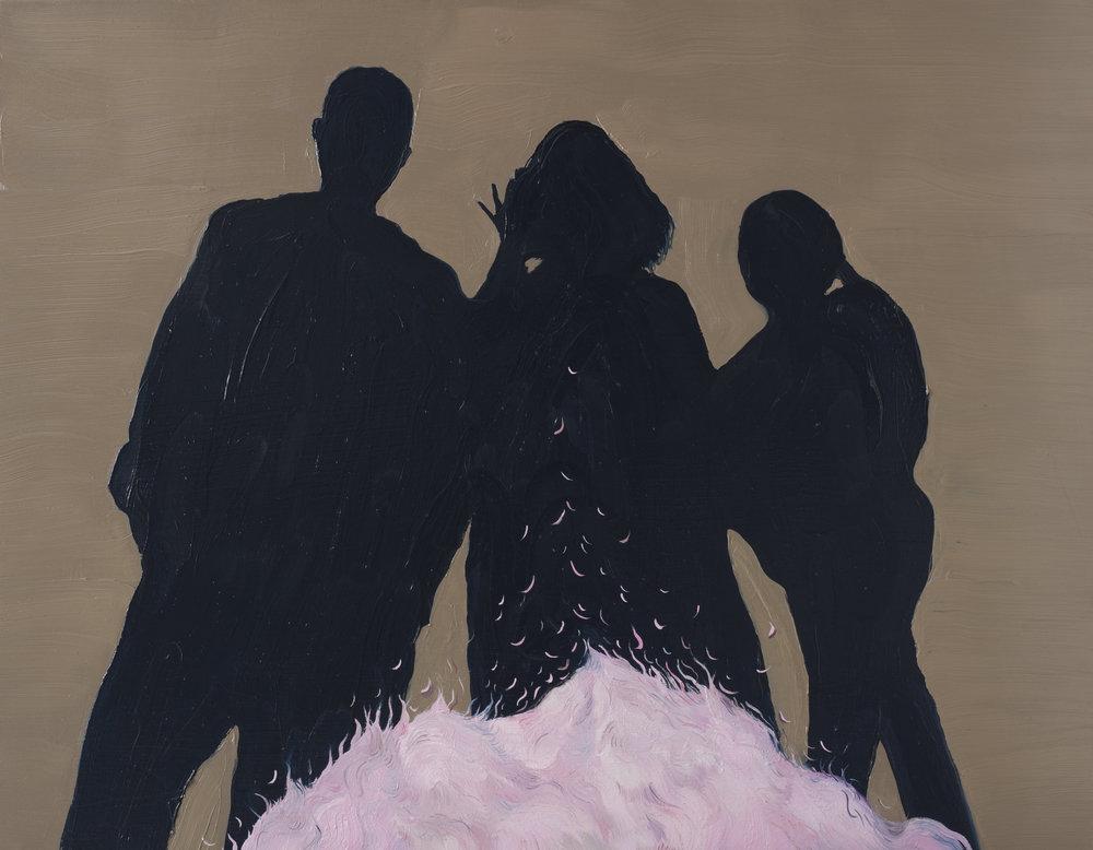 Sylvia Fernández. Incubaciones, 2017. Óleo sobre tela. 70 x 90 cm.jpg