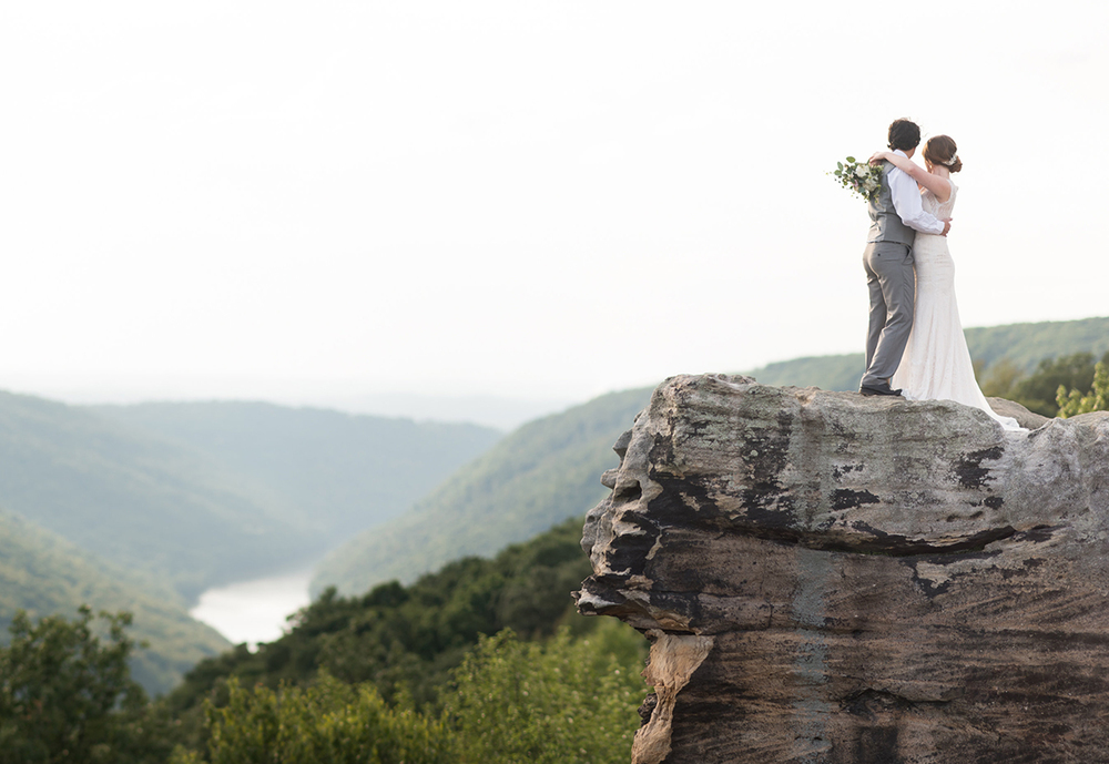 West Virginia Weddings - Elopement