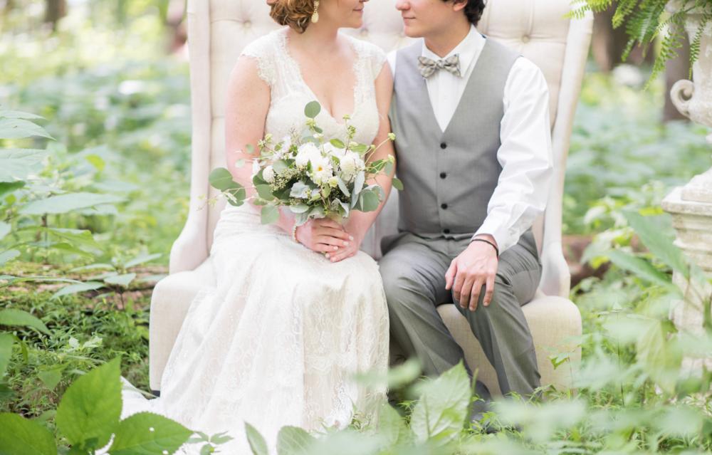 Bohemian West Virginia Wedding Inspiration