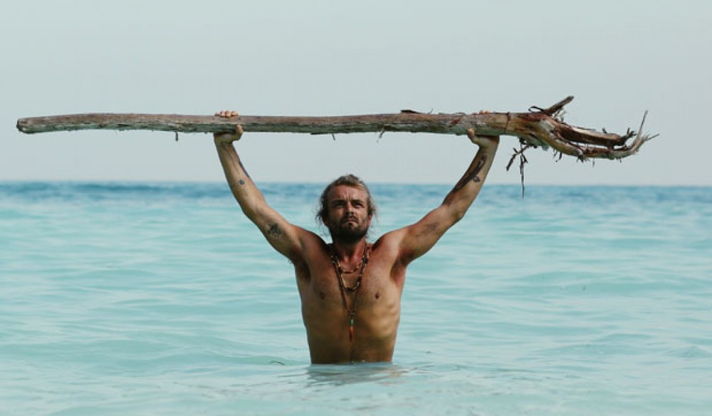 Xavier Rudd / photo by Madison Dube