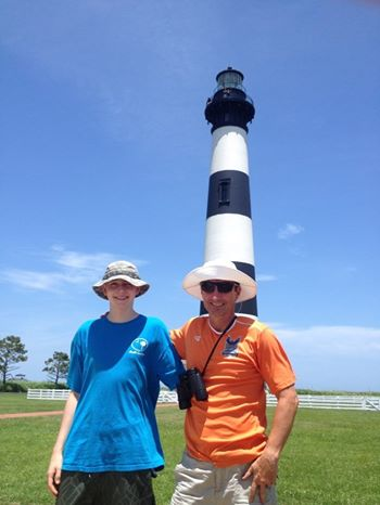 RailHawks fans in the Outer Banks