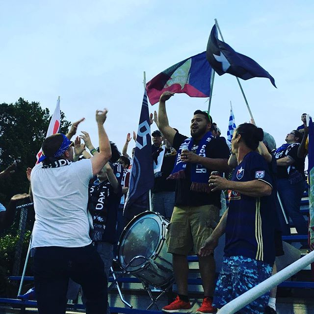 Away Days #usopencup