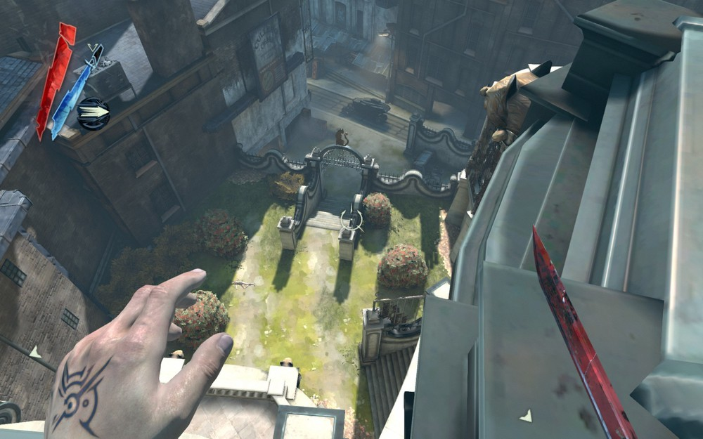 Elements fromDISHONORED could've helped THE ORDER: 1886's Emergent Gameplay.