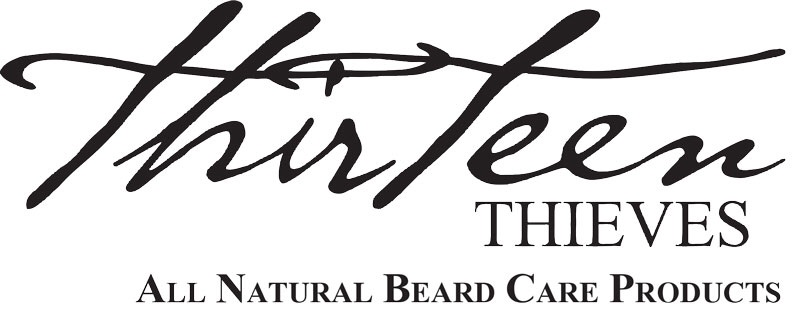 Thirteen Thieves All Natural Beard Care Products