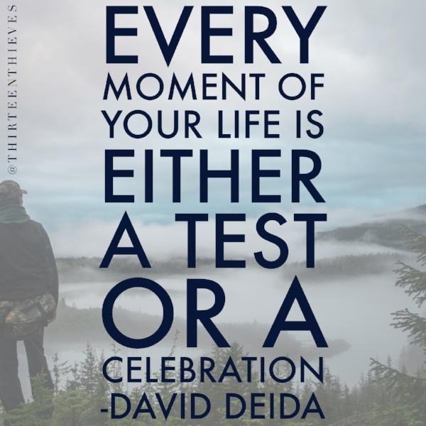 David Deida Quote