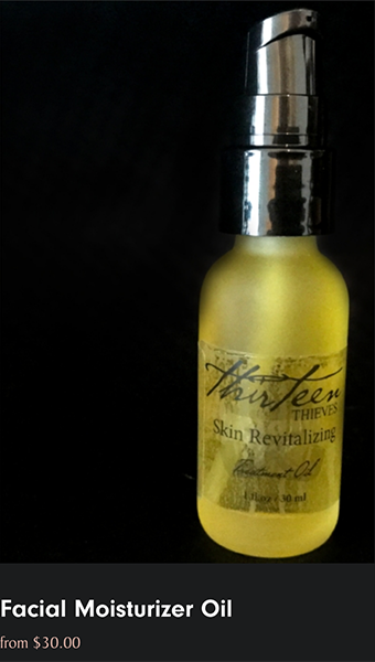 Facial Moisturizer Oil
