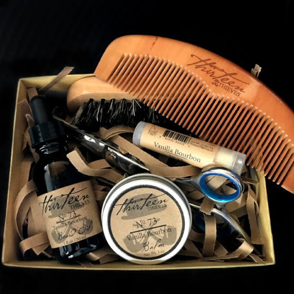 Ultimate Beard Kit review Thirteen Thieves