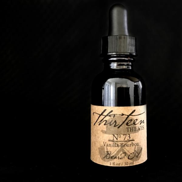 Thirteen Thieves Beard Oil