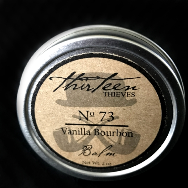 Thirteen Thieves Beard Balm