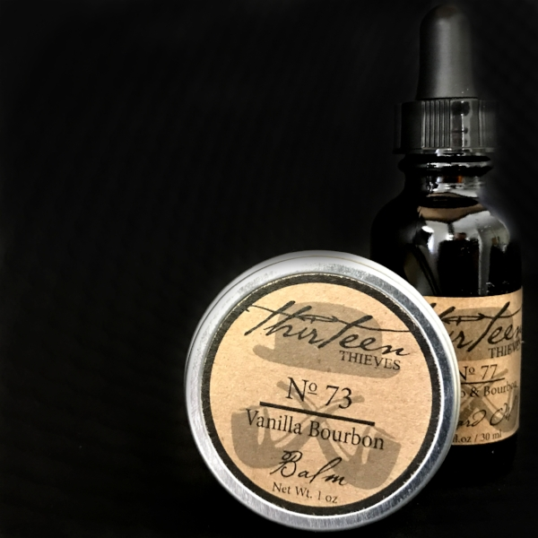 Starter Kit Beard Oil and Balm Thirteen Thieves