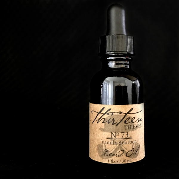 Thirteen Thieves Beard Oil