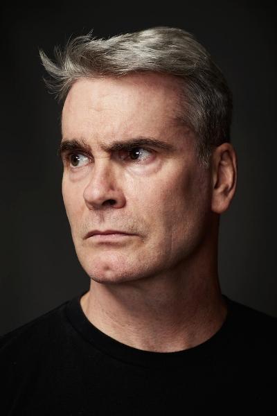 Henry Rollins by Daniel Bergeron 2015 SXSW