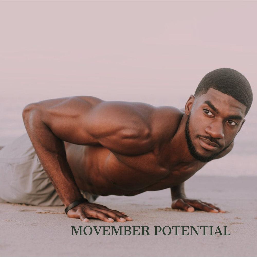 Movember Potential