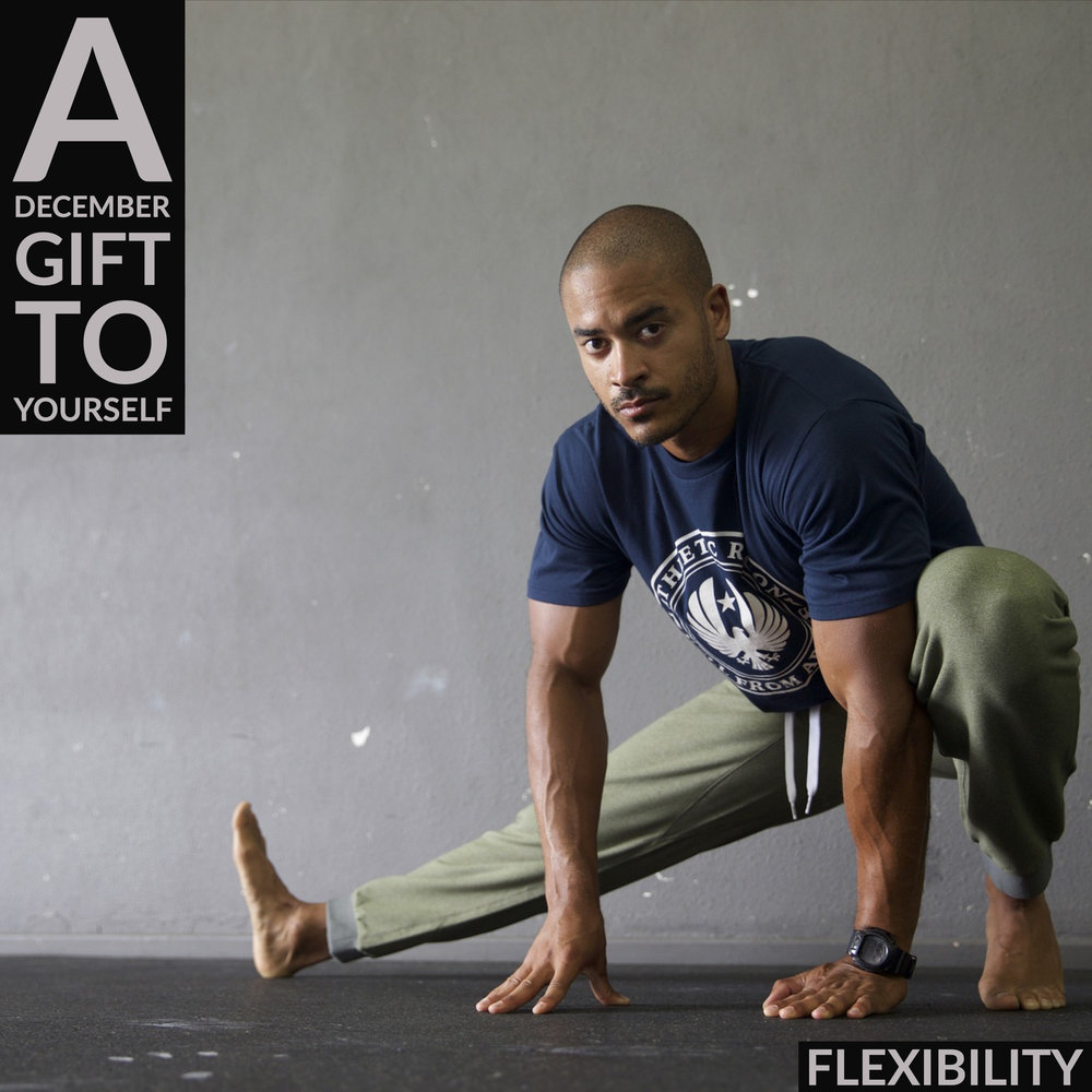 Gifts to yourself - Flexibility