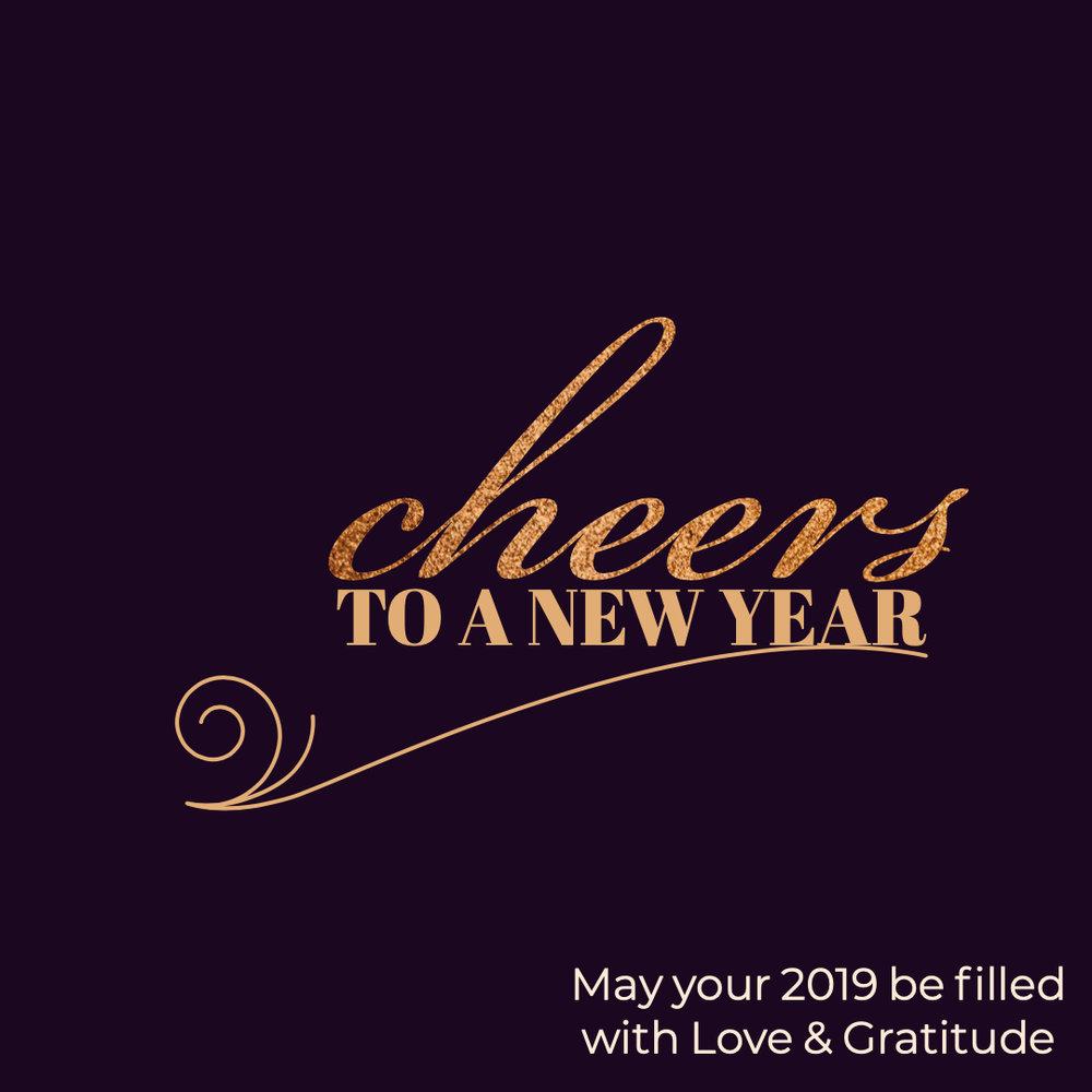 New Year Cheers Thirteen Thieves