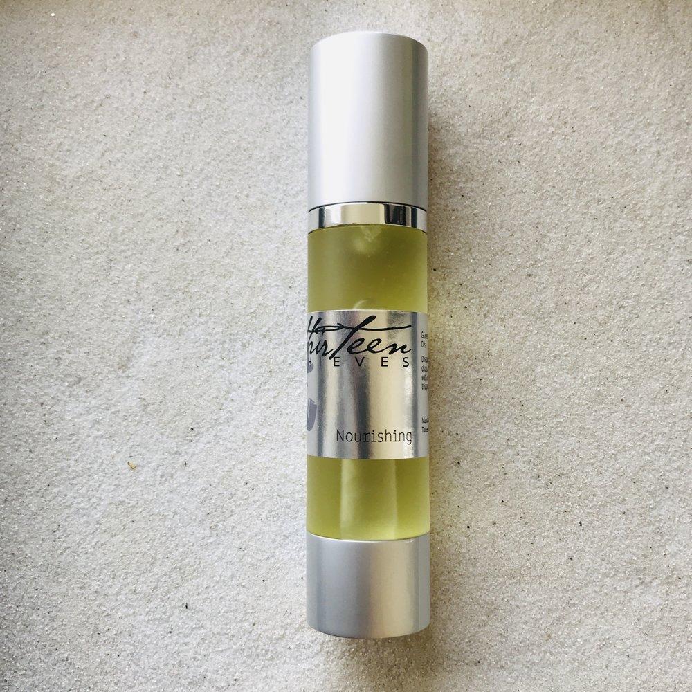 NourishingFacial and Body Oil -