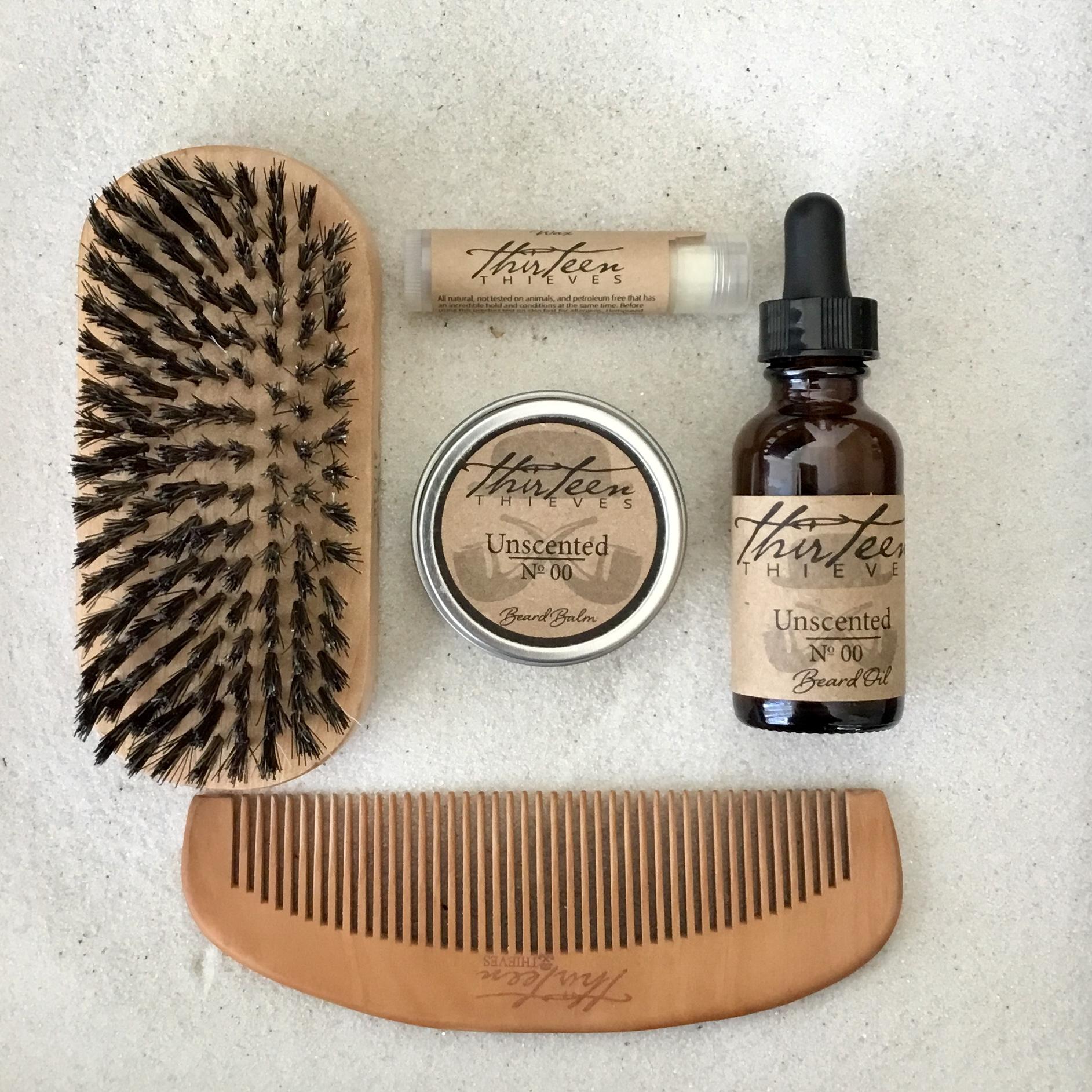 Bekend Essential Beard Grooming Kit VI61