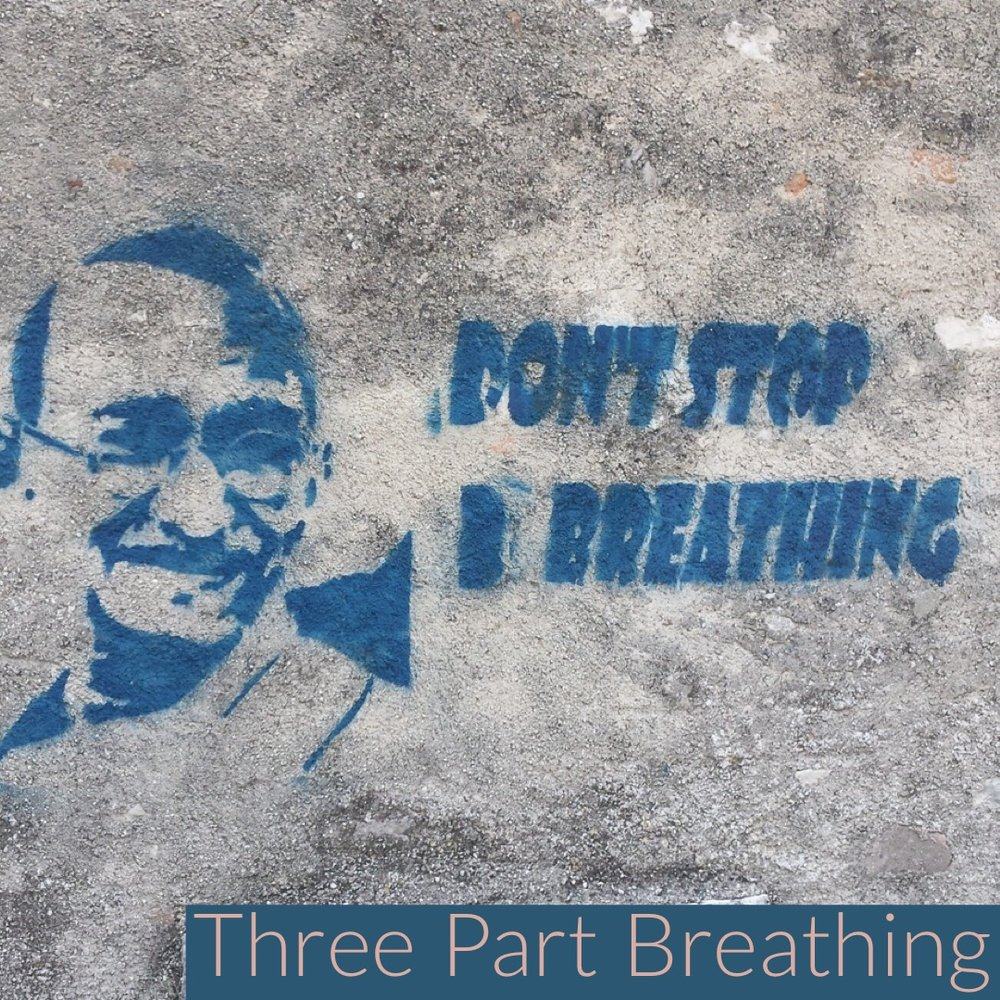 Three Part Breathing Thirteen Thieves