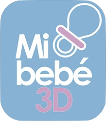 Copy of Mi bebé 3D logo