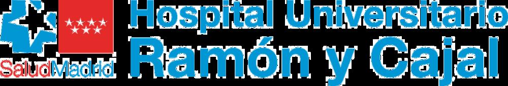 Hospital Ramón y Cajal logo