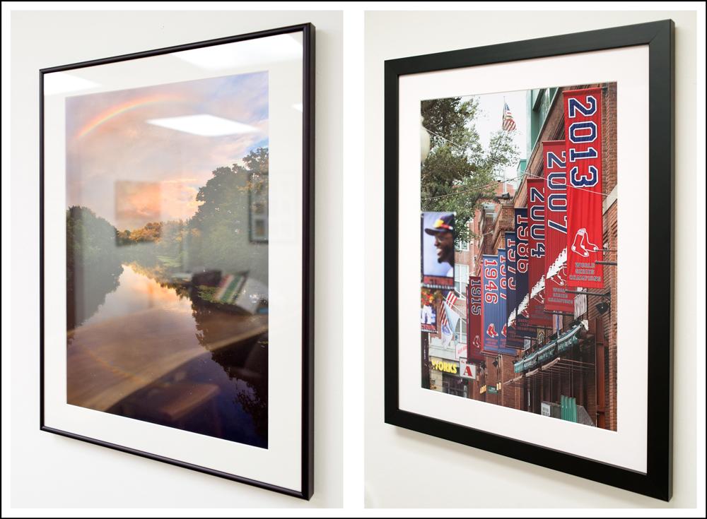 Ziemlich Glas Framing Galerie - Benutzerdefinierte Bilderrahmen ...