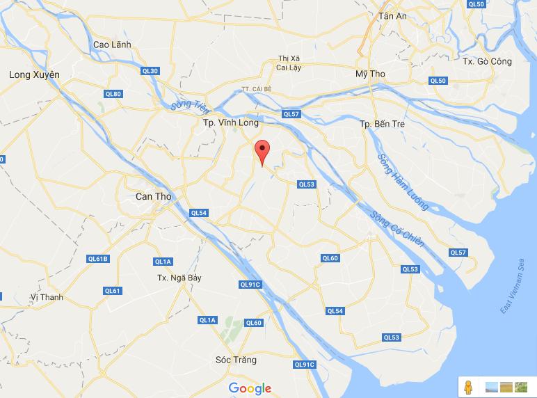 -BưngẤp1 (Hòa Thạnh) on Google Map.png