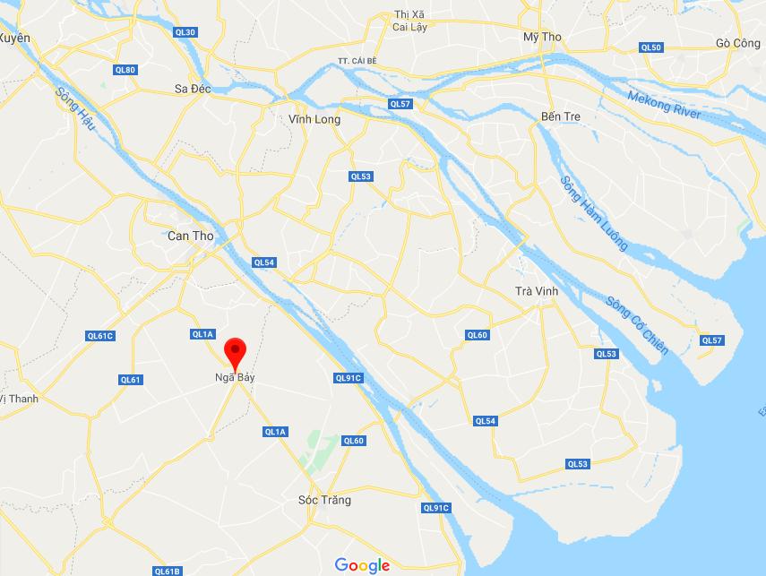 -0a  xã Ngã Bảy, Hậu Giang on Google.png