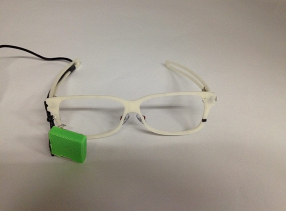 3D printed working prototype