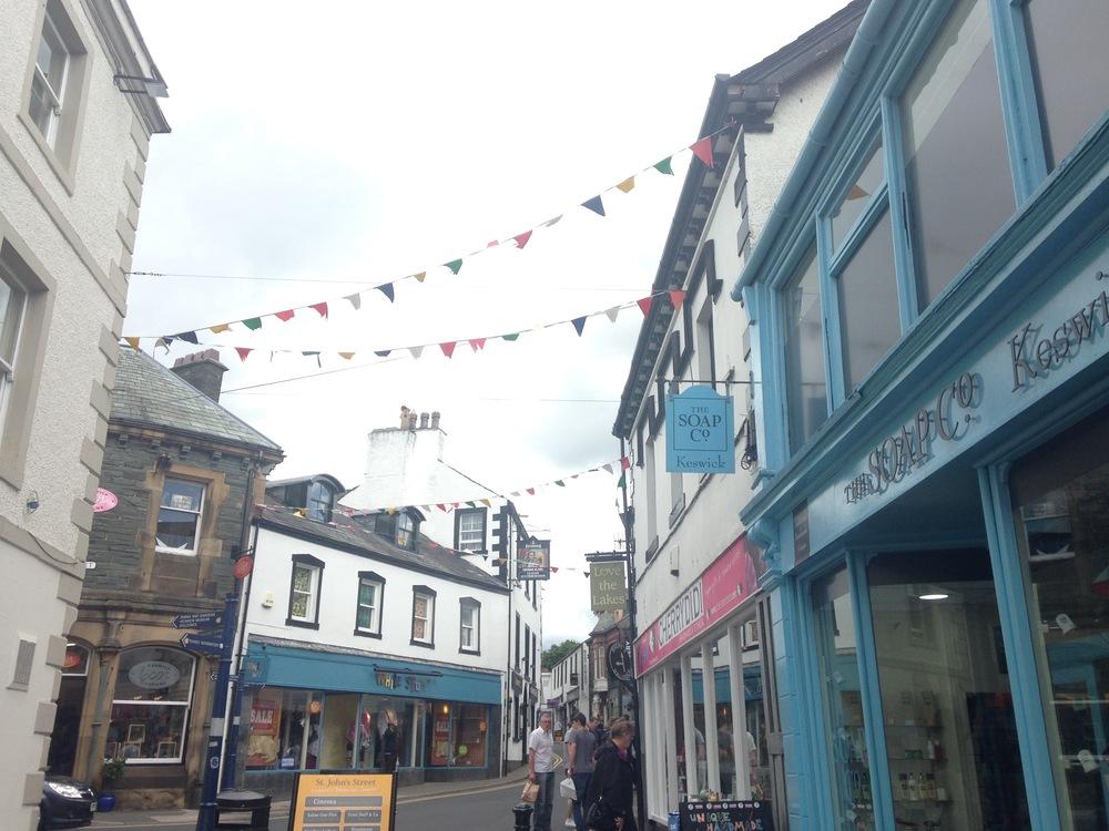 Streets of Keswick