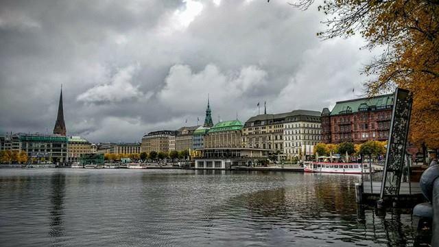 The Alster, Hamburg